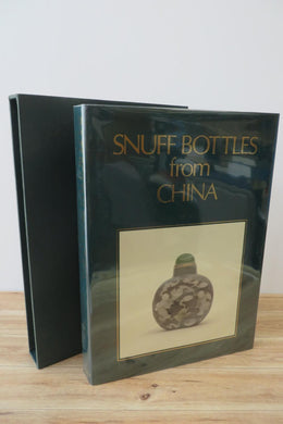 Snuff Bottles from China: The Victoria and Albert Museum Collection