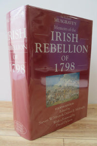 Memoirs of the Different Rebellions in Ireland