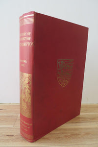 The Victoria History of the County of Northampton (Volume 1 only)