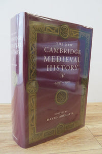The New Cambridge Medieval History V c. 1198-c. 1300