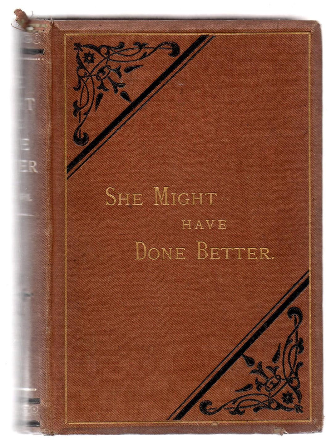 She Might Have Done Better: A Novel