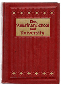 The American School and University: A Yearbook devoted to the Design, Construction, Equipment, Utilization, and Maintenance of Educational Buildings and Grounds 1928-1929