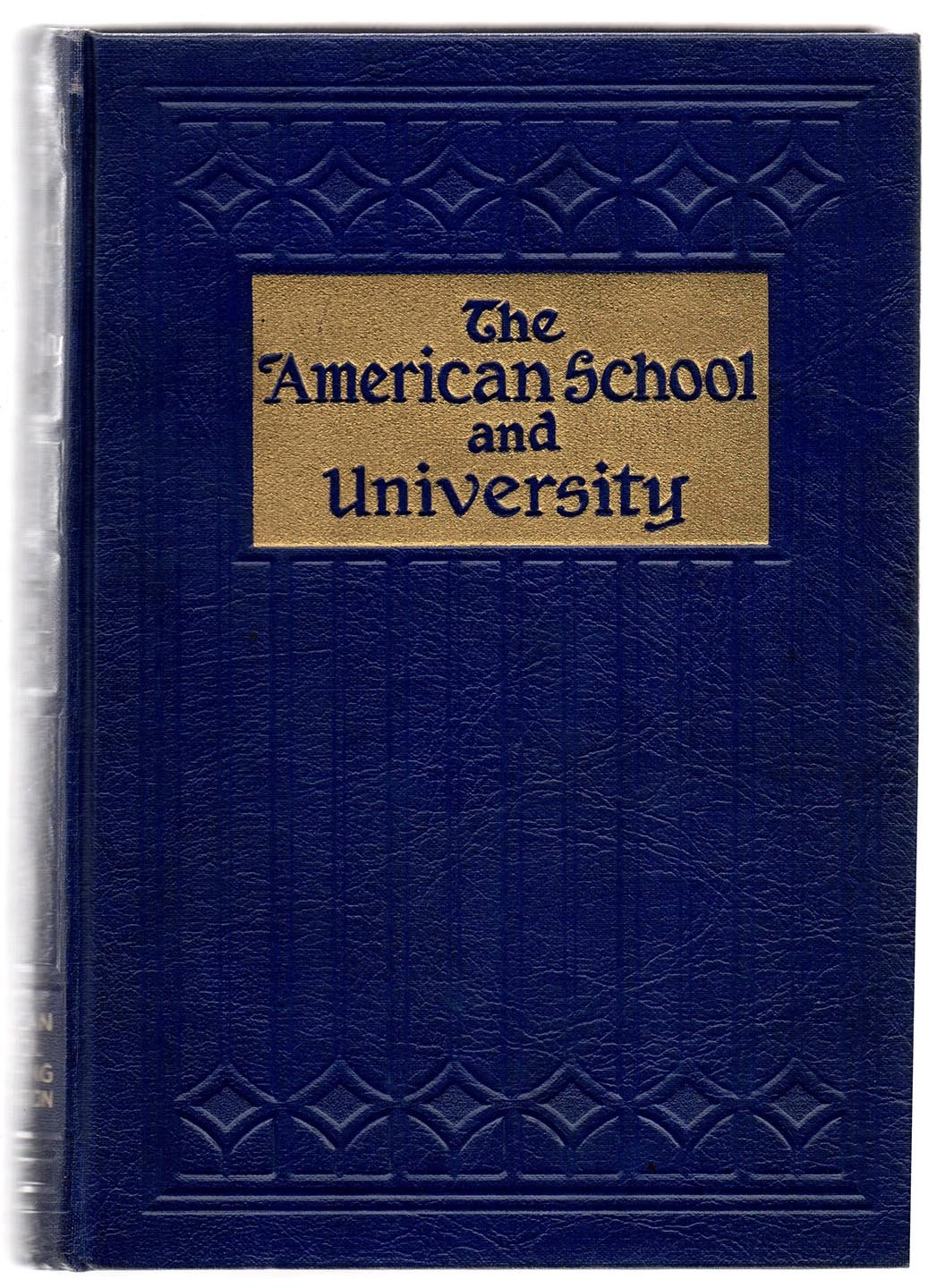 The American School and University: A Yearbook devoted to the Design, Construction, Equipment, Utilization, and Maintenance of Educational Buildings and Grounds 1936
