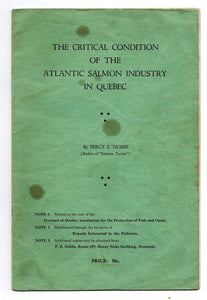 The Critical Condition of the Atlantic Salmon Industry in Quebec