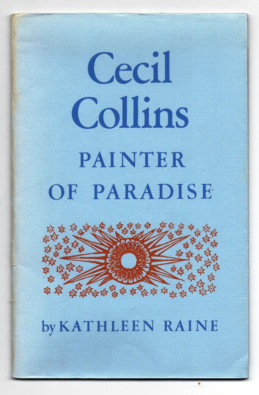 Cecil Collins: Painter of Paradise