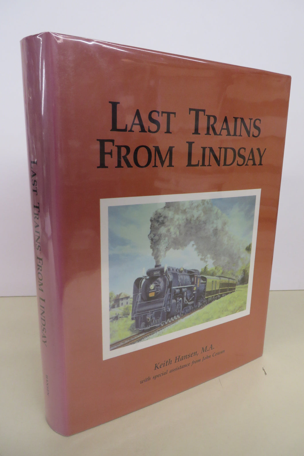 Last Trains From Lindsay