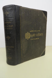 The History of the County of Brant, Ontario