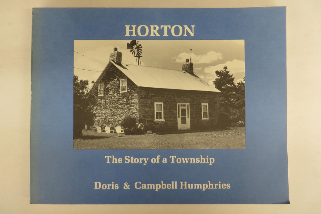 Horton: The Story of a Township