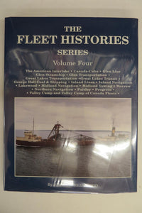 The Fleet Histories Series Volume Four: The Five Fleets of James A. Paisley & Fourteen Fleets of James Playfair
