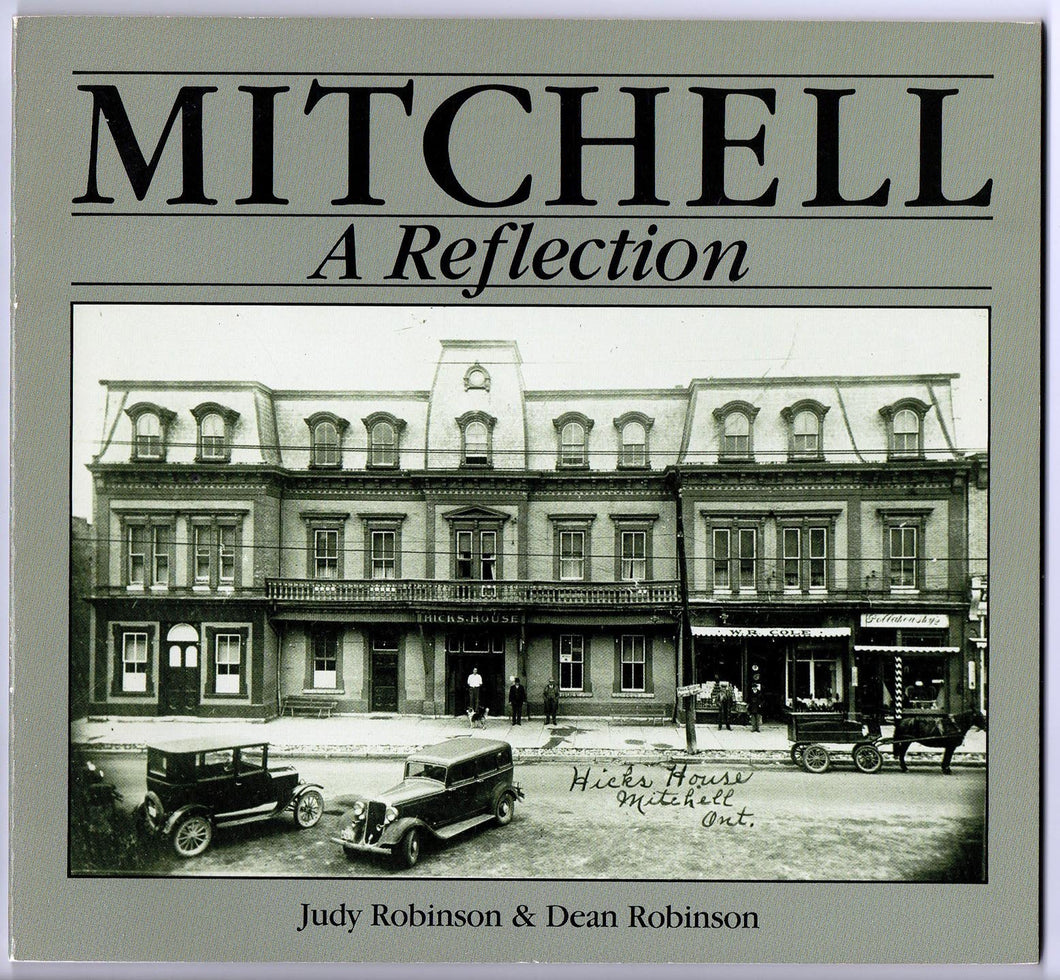 Mitchell: A Reflection