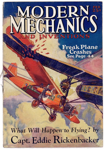 Modern Mechanics and Inventions February 1929