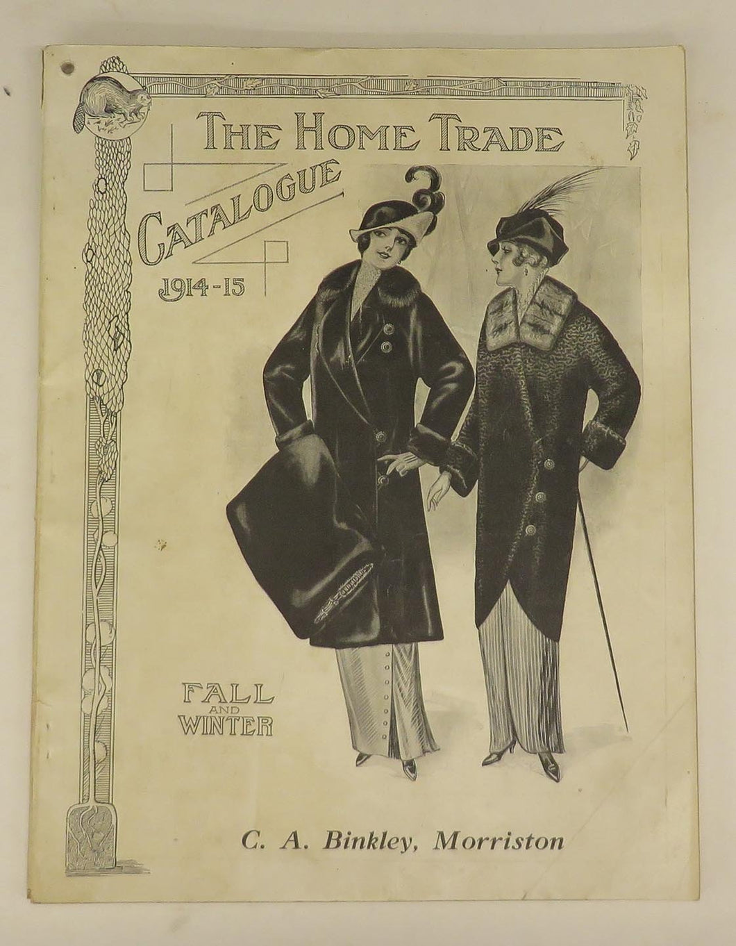 The Home Trade Catalogue 1914-15, Fall and Winter