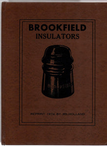 Brookfield Glass Co Insulators catalogue 1912