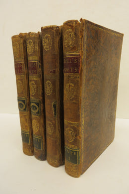 The Poetical Works of Alexander Pope, with his Last Corrections, Additions, and Improvements. In Four Volumes