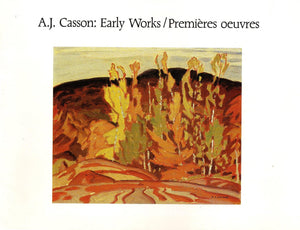 A. J. Casson: Early Works in the McMichael Canadian Collection