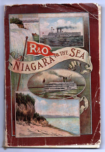 Official Guide, 1907. From Niagara to the Sea: The Finest Inland Water Trip in the World