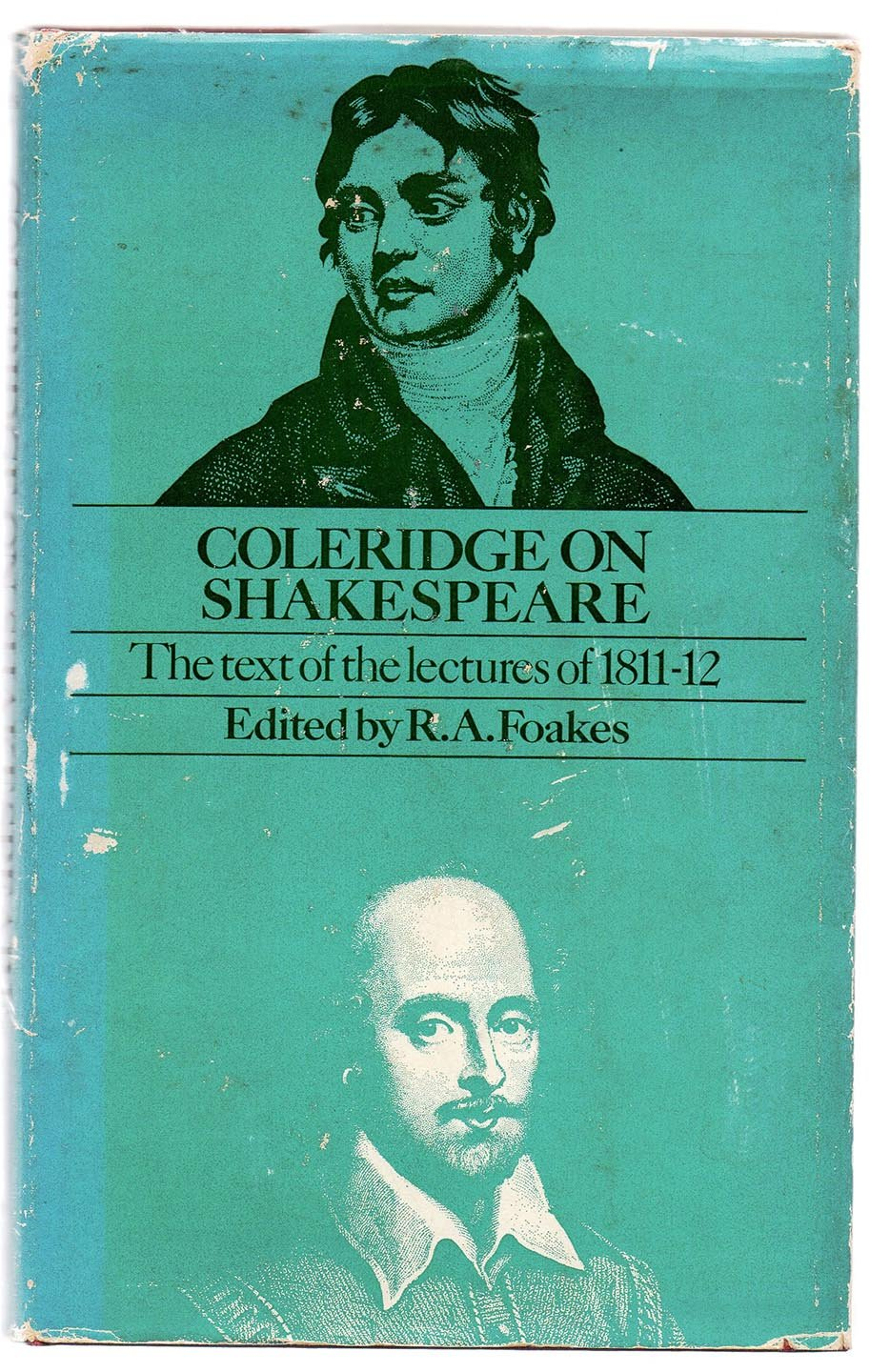 Coleridge on Shakespeare: The text of the lectures of 1811-12