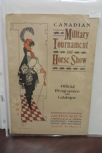 Canadian Military Tournament and Horse Show Offical Programme and Catalogue