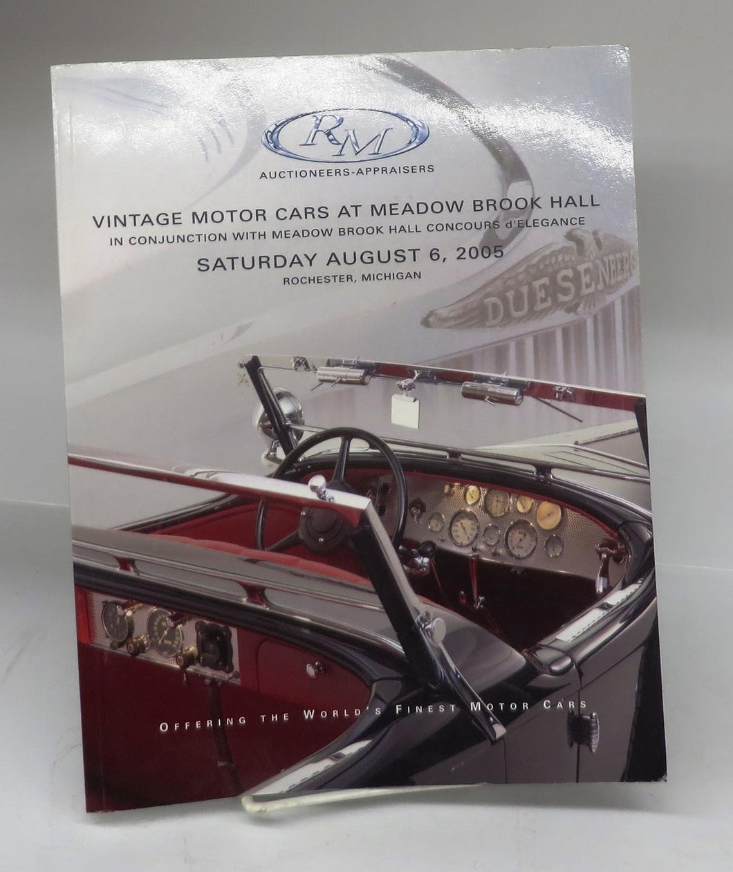 Vintage Motor Cars at Meadow Brook Hall