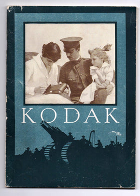 Kodaks and Kodak Supplies catalogue, 1918