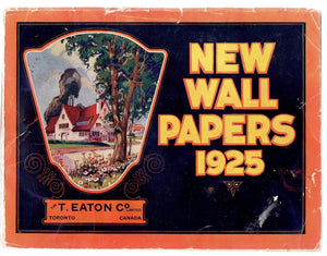 New Wall Papers 1925
