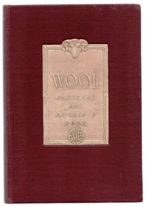 Wool Glossary and Reference Book