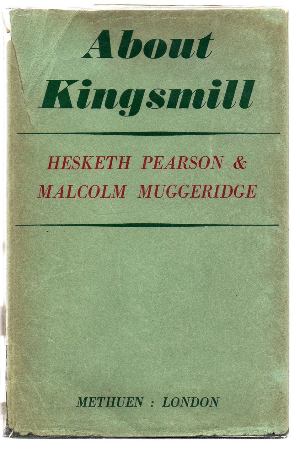 About Kingsmill