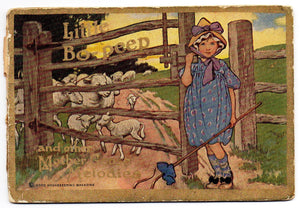 Little Bo-peep and other Mother Goose Melodies