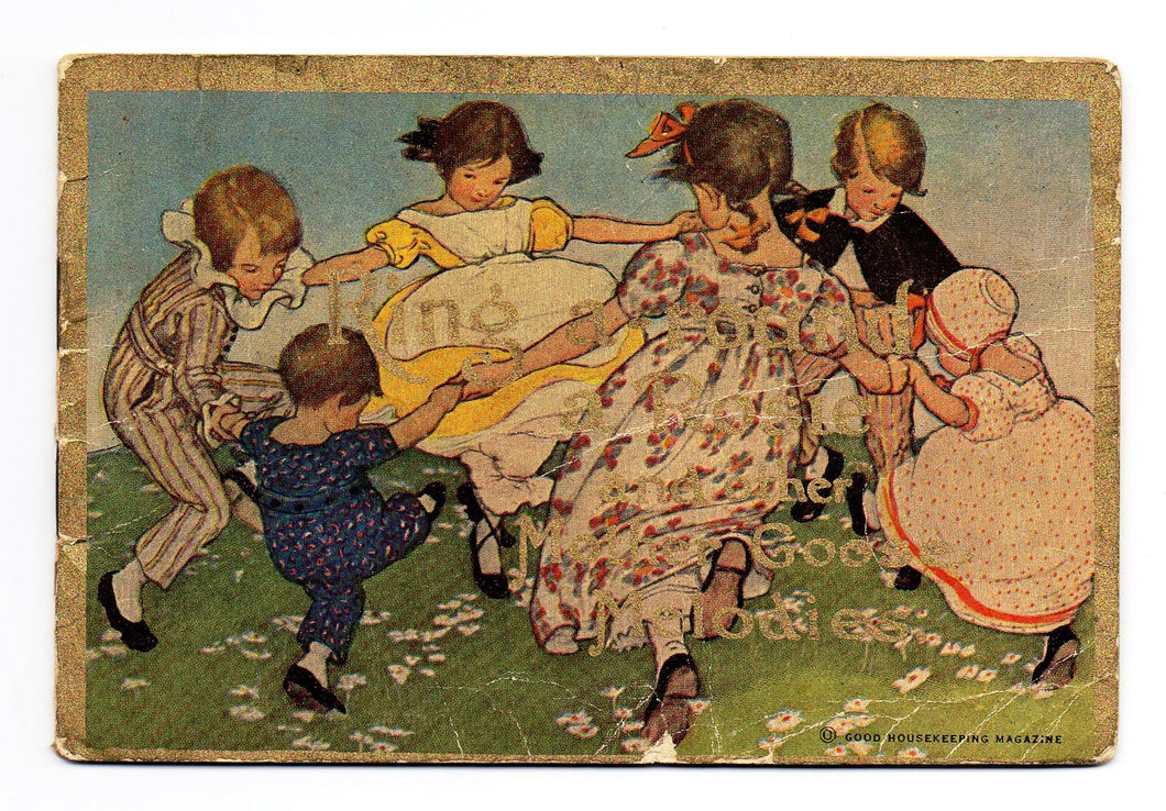 Ring around a Rosie and other Mother Goose Melodies