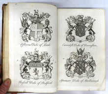 The Peerage of England. Vols. I - IV