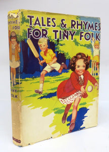 Tales & Rhymes For Tiny Folk