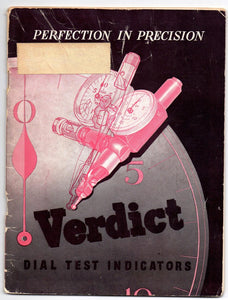 Perfection in Precision: Verdict Dial Test Indicators
