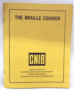 The Braille Courier