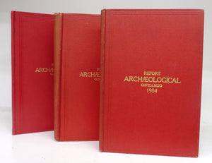 Annual Archaeological Reports 1904-1906, Being Part of Appendix to the Report of The Minister of Education in Ontario