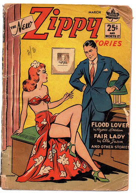 The New Zippy Stories, March 1943