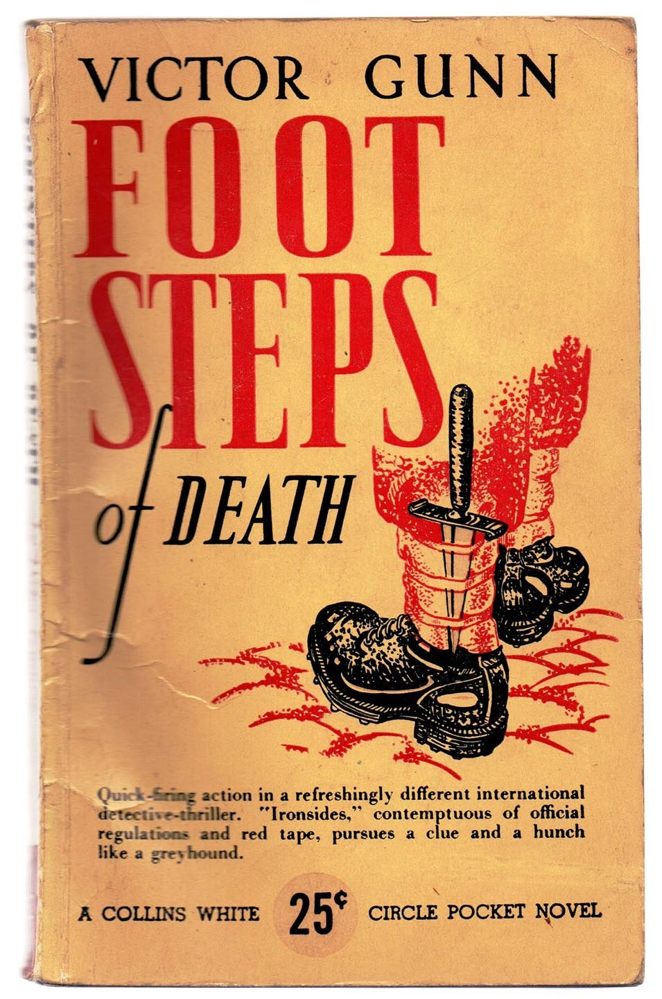 Foot Steps of Death