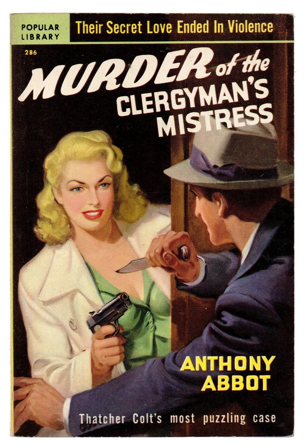 Murder of the Clergyman's Mistress
