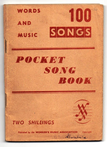 Pocket Song Book