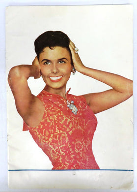 Lena Horne in her Nine O'clock Revue featuring The Delta Rhythm Boys, Don Adams, Augie and Margo