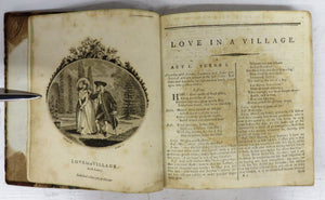 Seventeen 18th-century plays, operas, and poems