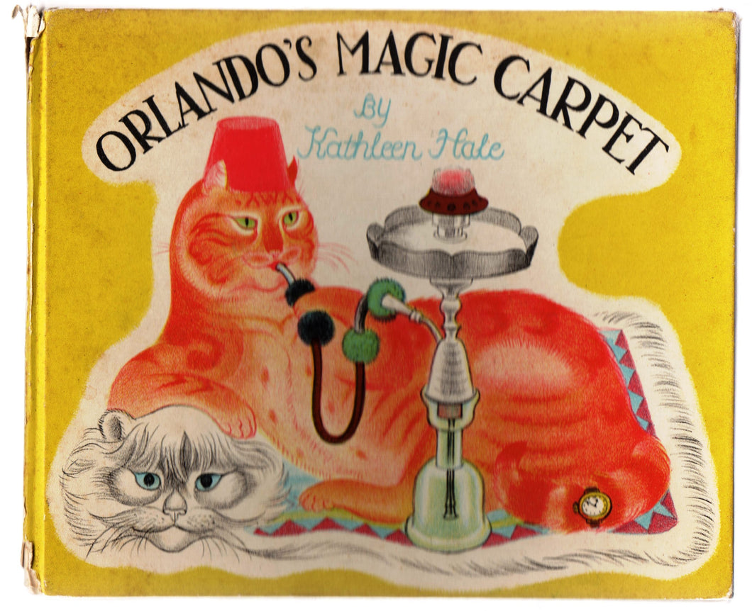 Orlando's Magic Carpet