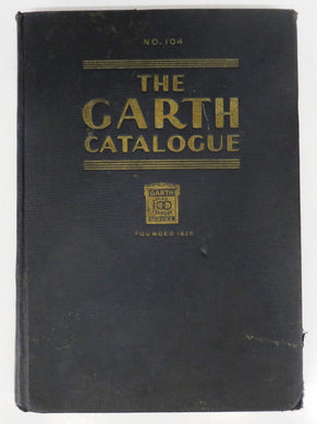 The Garth Co. Catalogue No. 104
