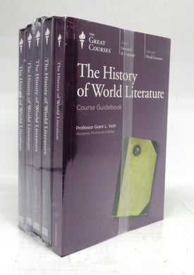This History of World Literature