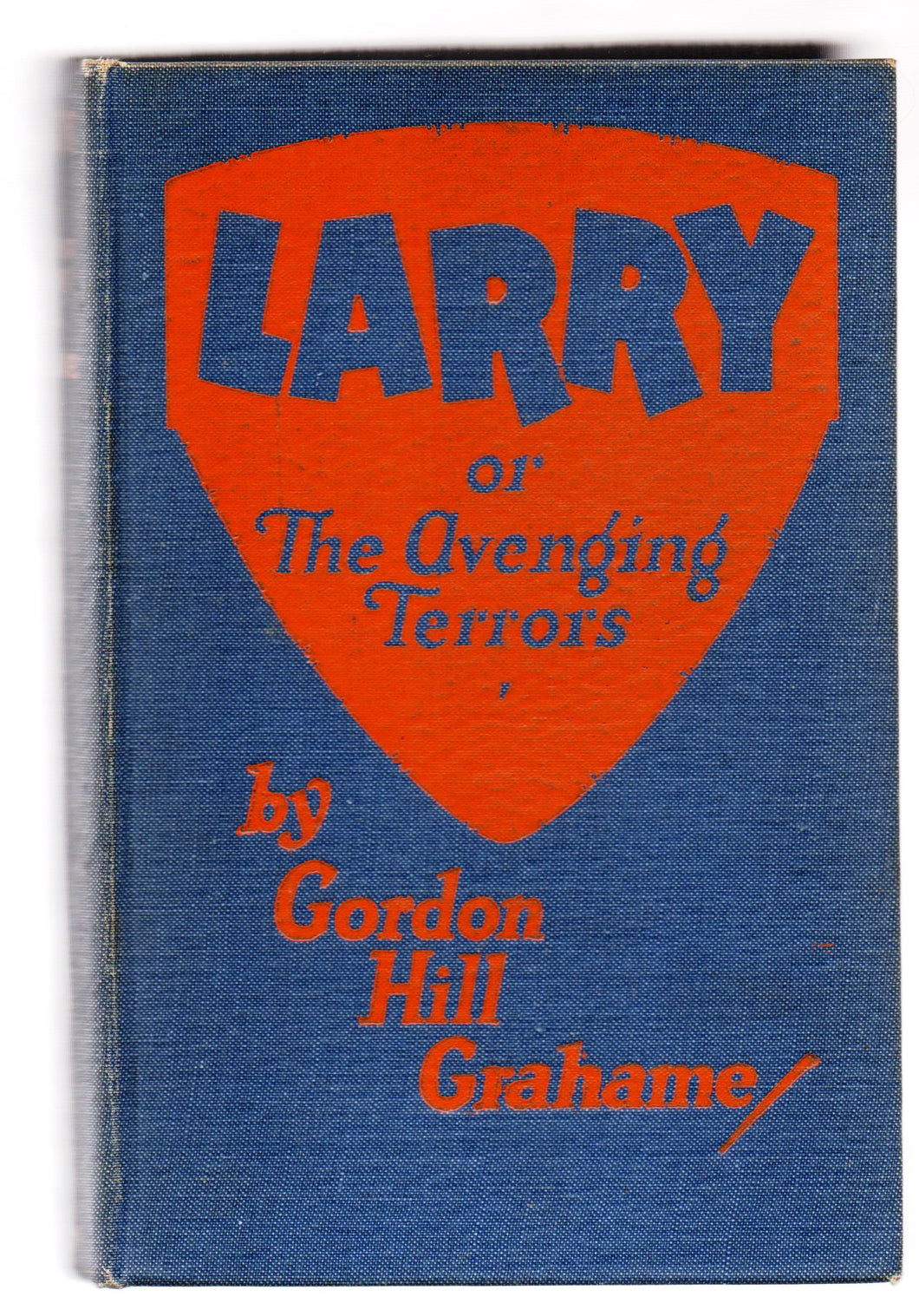 Larry or The Avenging Terrors