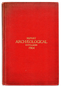 Annual Archaeological Report 1904