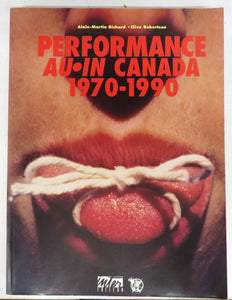 Performance Au/In Canada 1970-1990