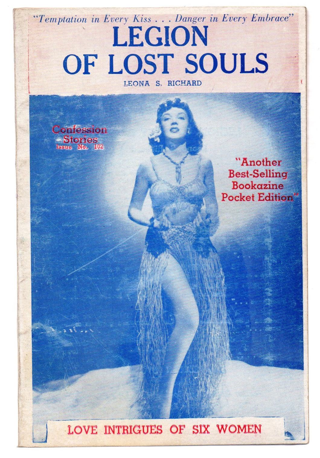 Legion of Lost Souls: Love Intrigues of Six Women
