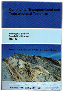 Continental Transpressional and Transtensional Tectonics