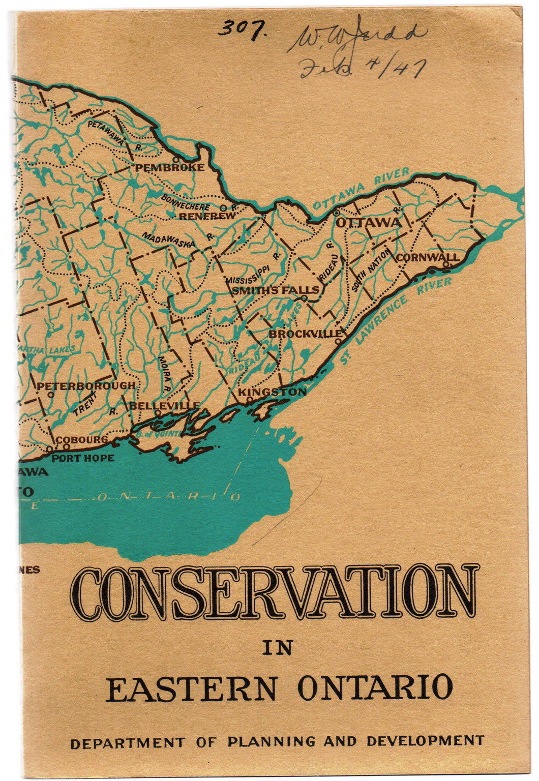 Conservation in Eastern Ontario