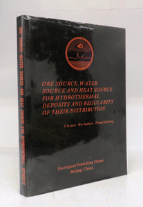 Ore Source, Water Source and Heat Source for Hydrothermal Deposits and Regularity of Their Distribution